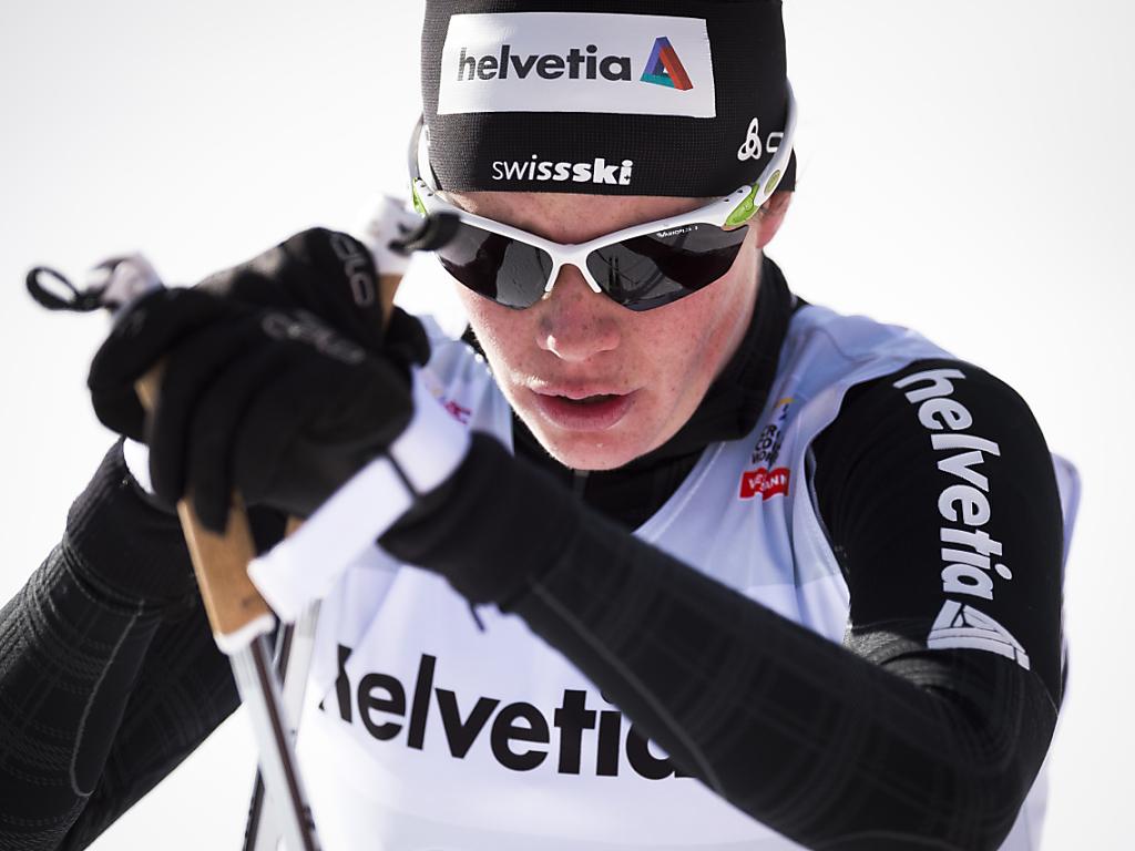 Nathalie von Siebenthal läuft in Tschechien in die Top Ten