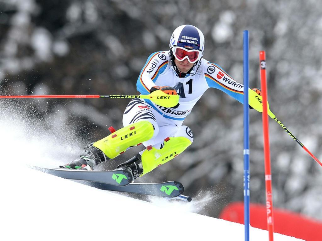 Slalom-Dominator Kristoffersen von Position 12 zum Sieg