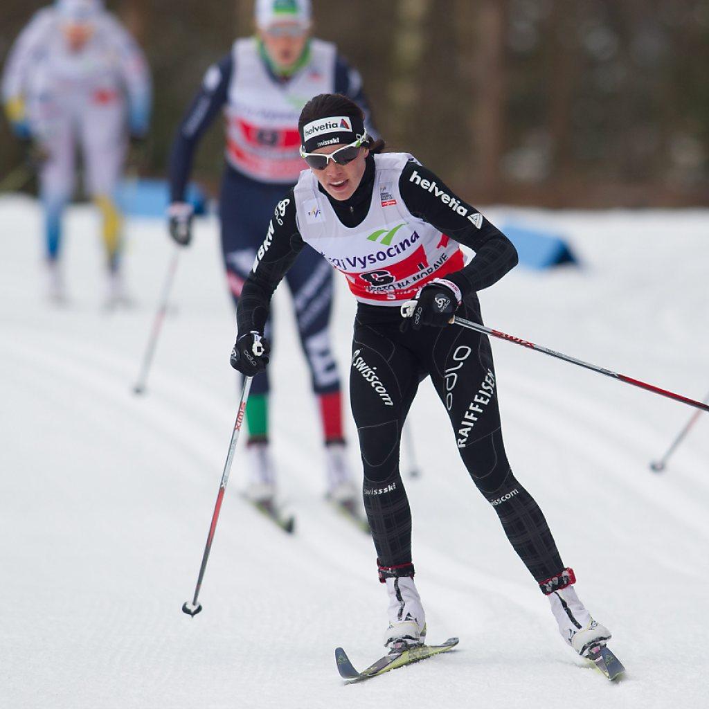 Ansprechende Rückkehr der Schweizer Frauen-Staffel