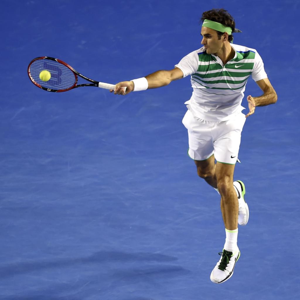 Roger Federer siegt im Energiesparmodus