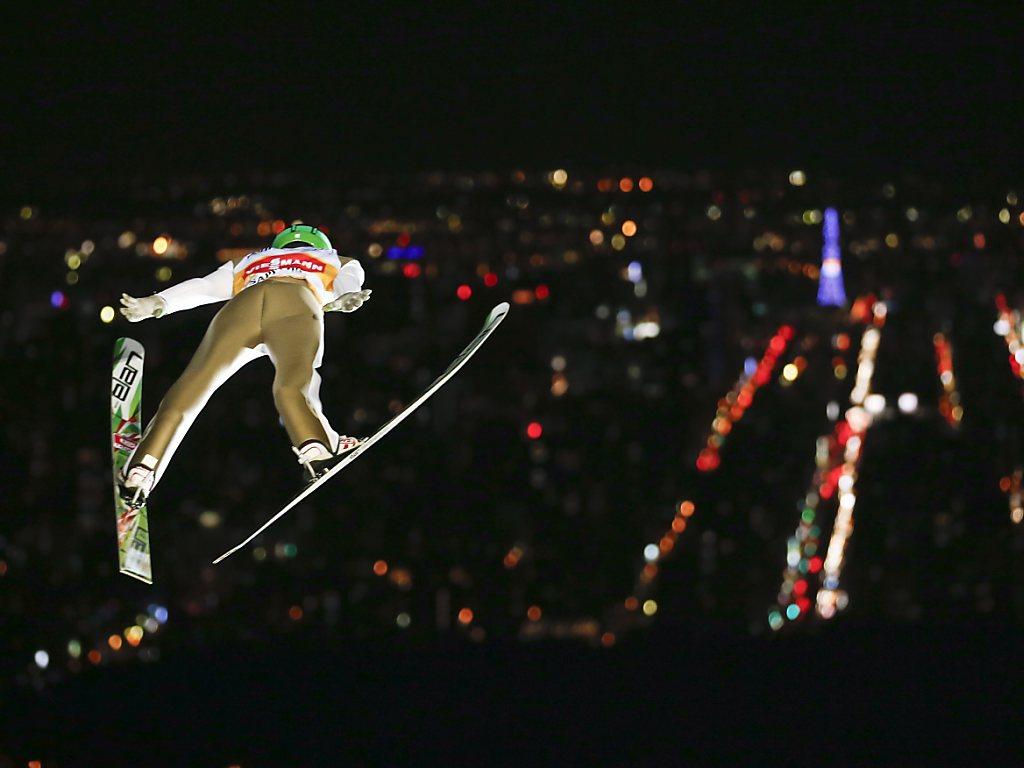 Slowenischer Dreifacherfolg in Sapporo - Ammann auf Platz 13