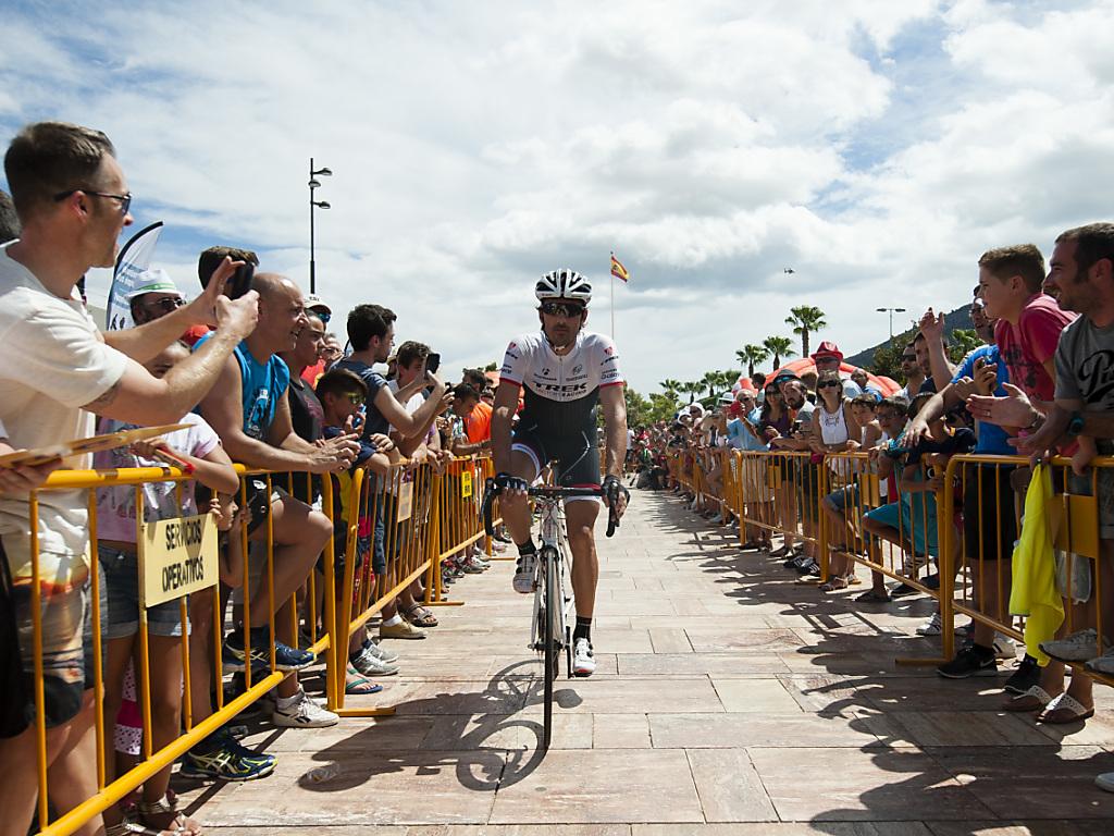 Cancellara mit erstem Saisonsieg