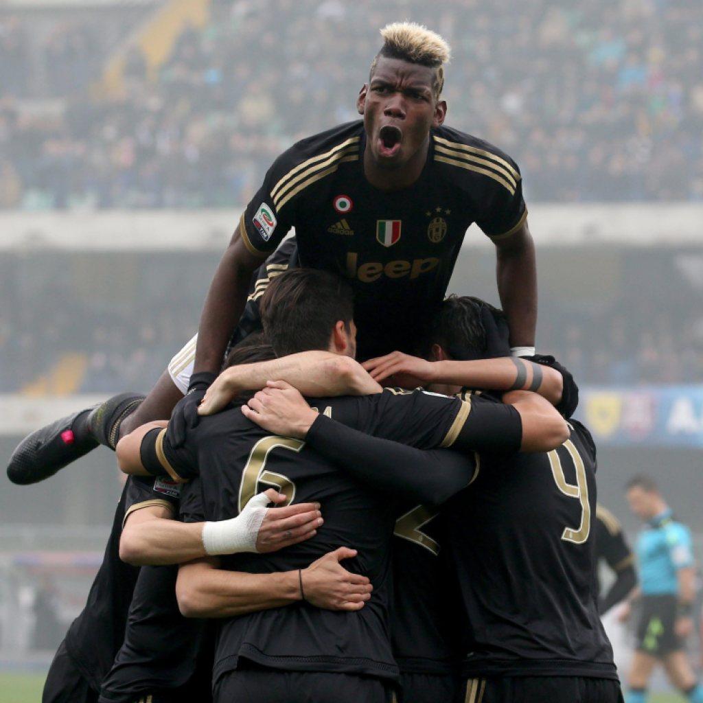 Juventus Turin macht das Dutzend voll