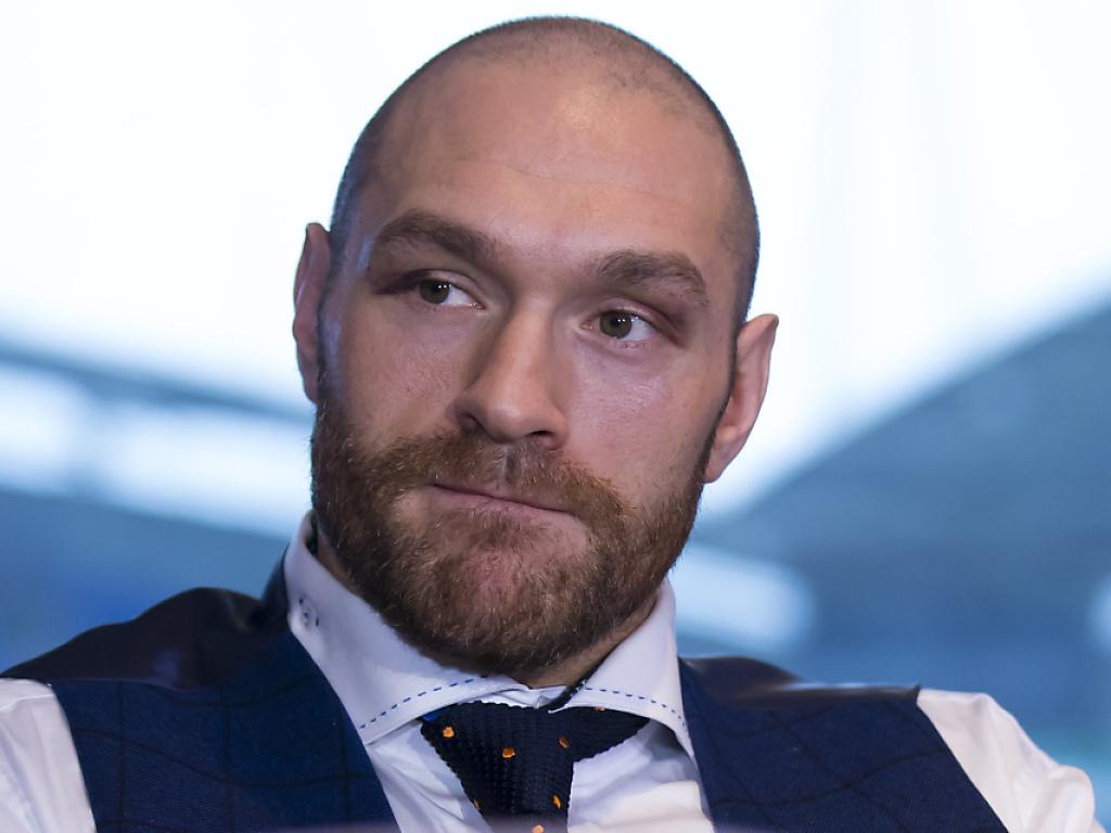Schwergewichts-Champion Fury denkt an Rücktritt