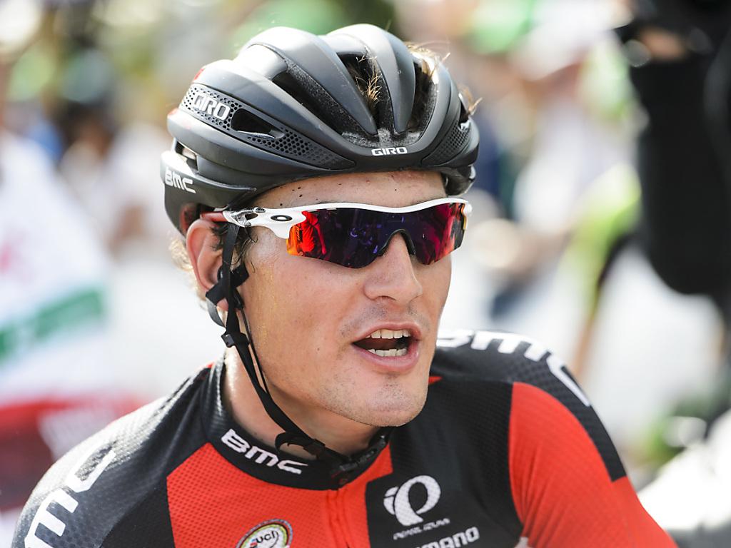 Dillier vor Cancellara in Dubai Etappendritter