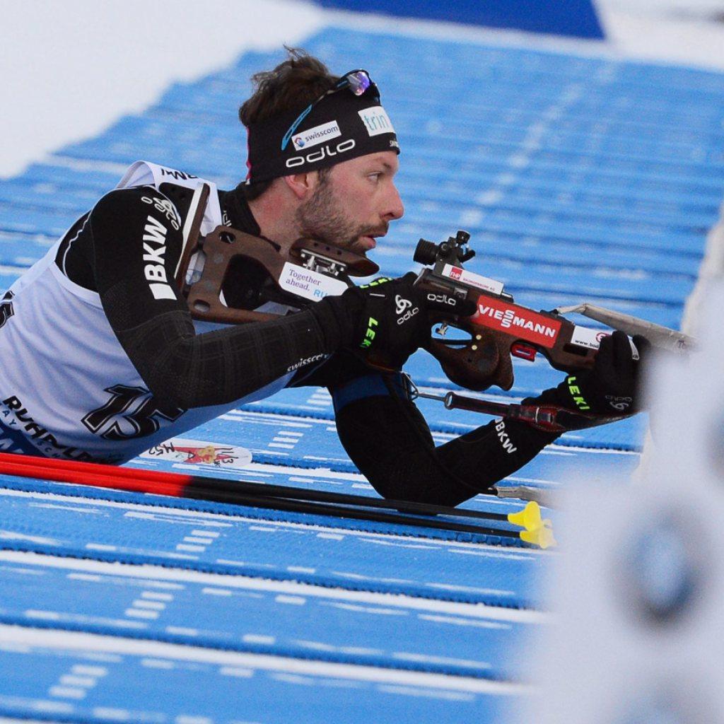 Biathleten Wiestner, Weger und Selina Gasparin in den Top 6