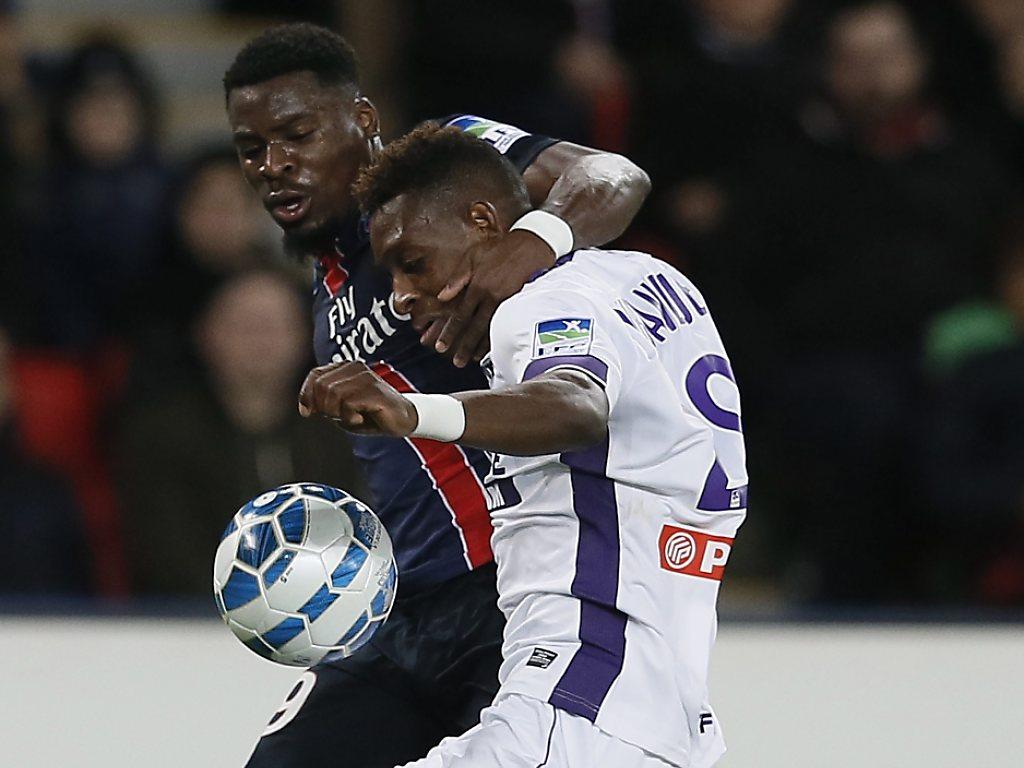 Lob für Moubandje von David Luiz