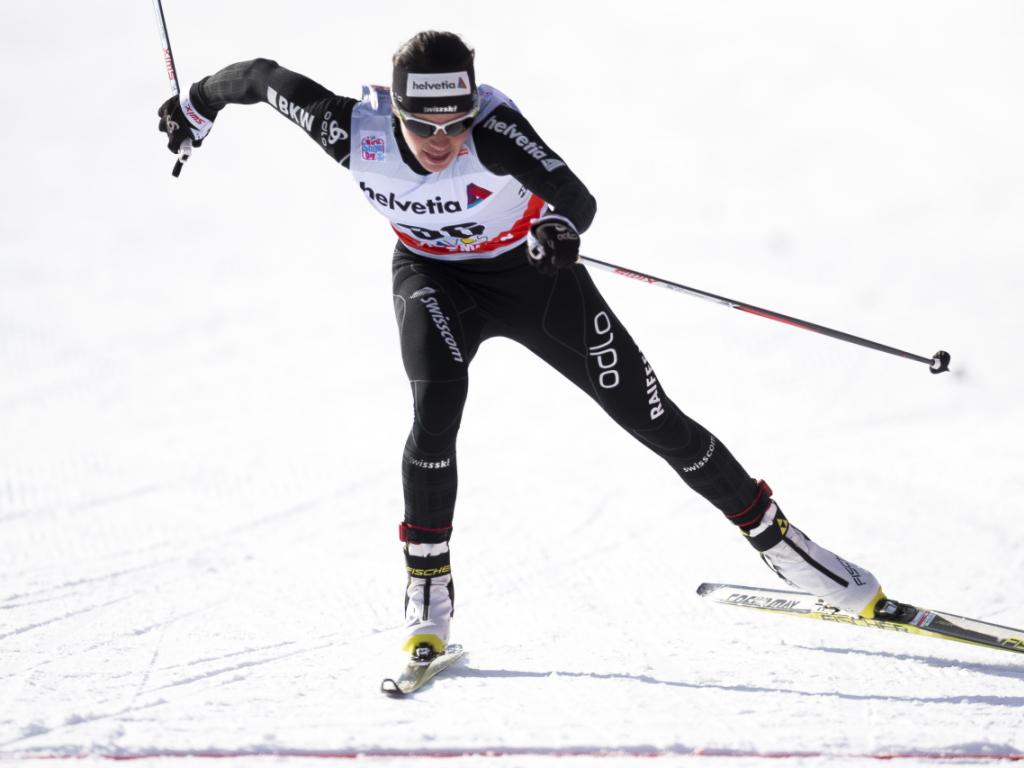 Nathalie von Siebenthal wiederum in den Top Ten