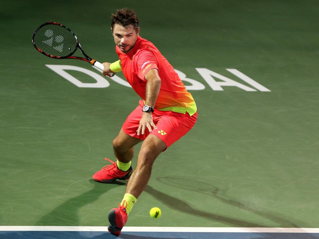 Stan Wawrinka erreicht in Dubai den Final