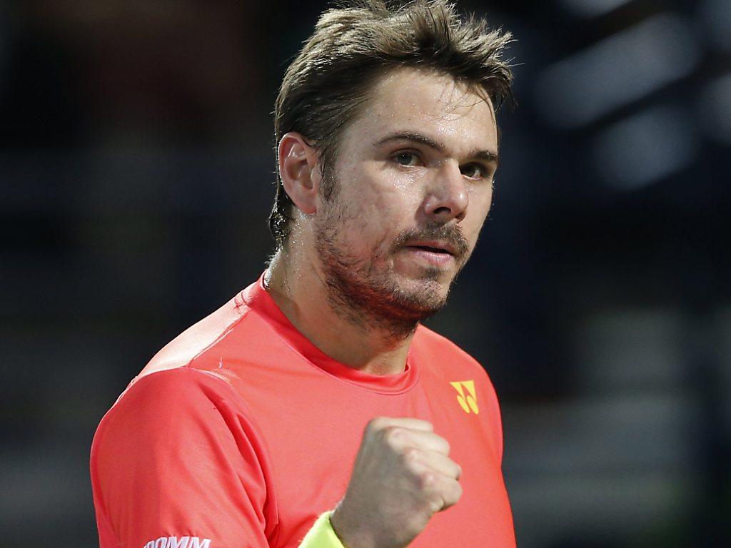 Stan Wawrinka holt in Dubai seinen 13. Turniersieg auf der ATP-Tour