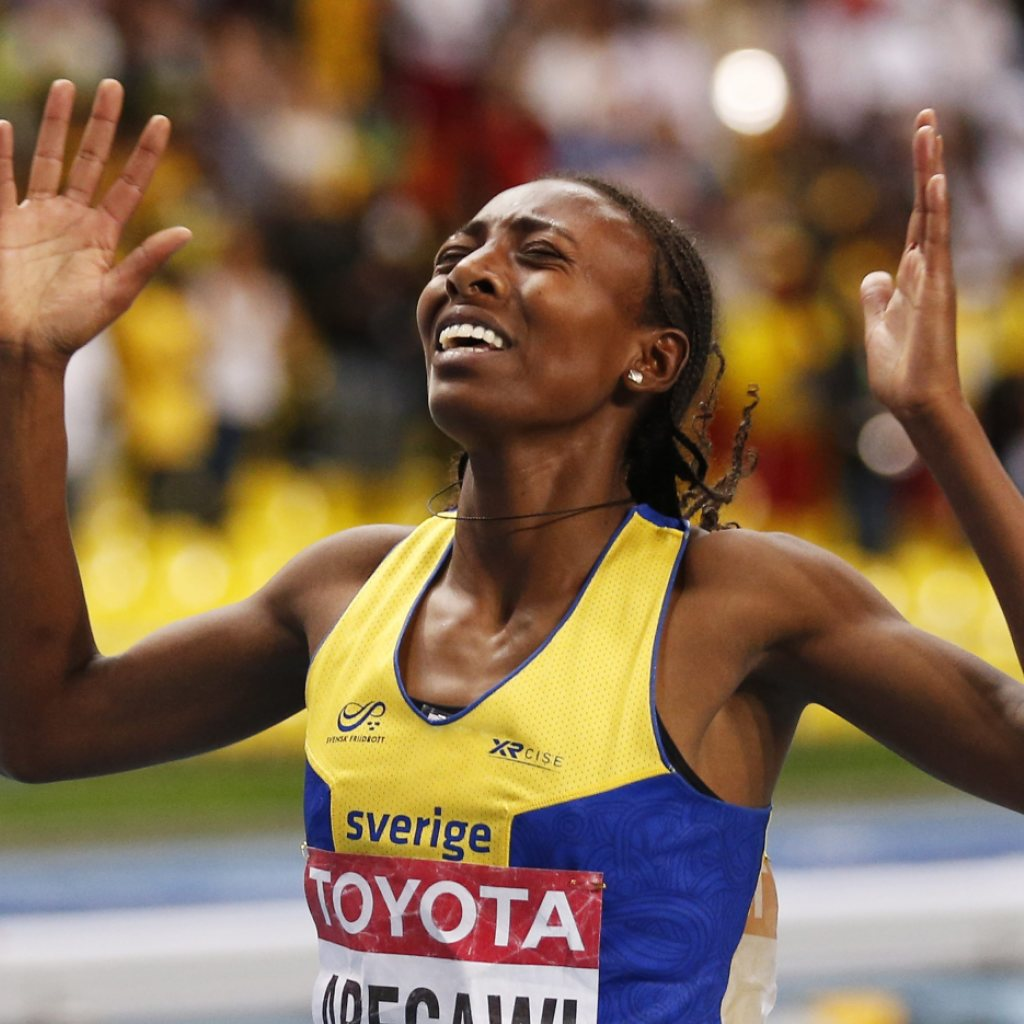 Hallenweltmeisterin Aregawi wegen Dopings gesperrt
