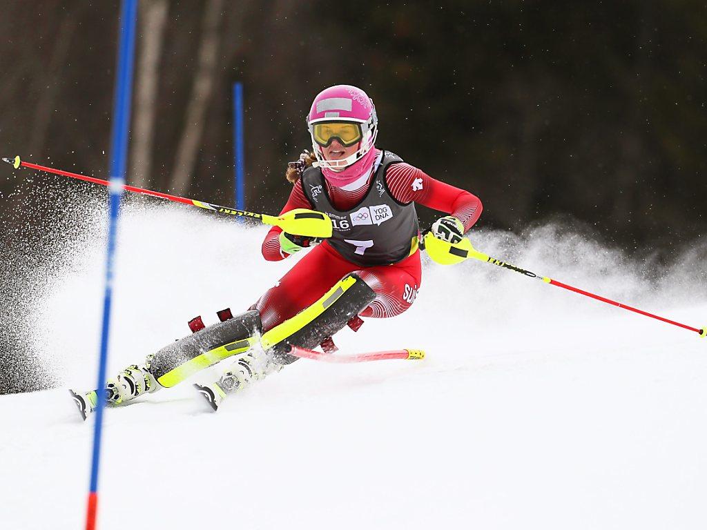 Gold für Aline Danioth an der Junioren-WM in Sotschi