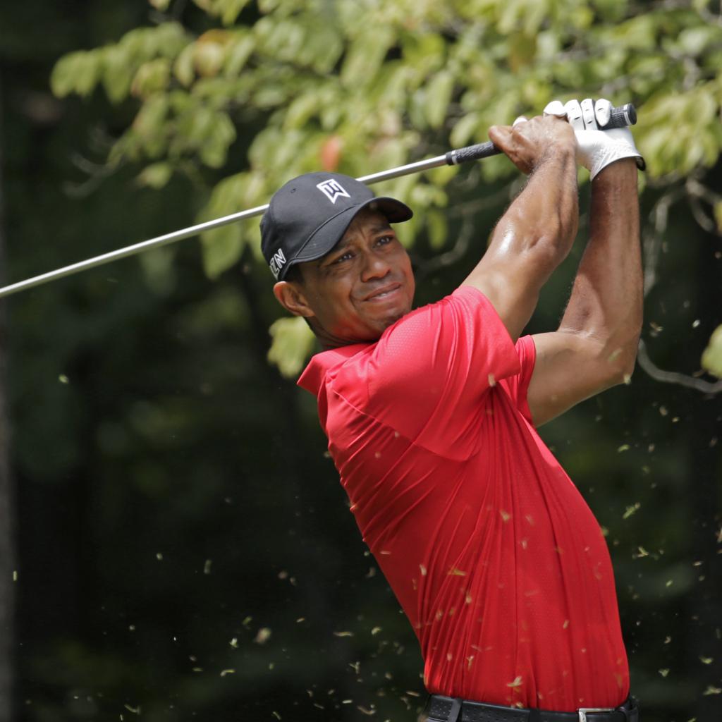 Verletzter Tiger Woods meldet Fortschritte