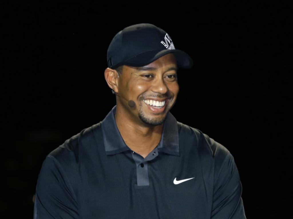 Elfjähriger eröffnet Golfplatz von Tiger Woods mit Hole-in-One