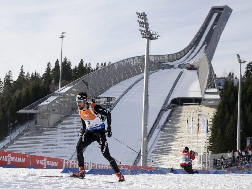 Nur Platz 14 für Schweizer Mixed-Staffel - Gold an Frankreich