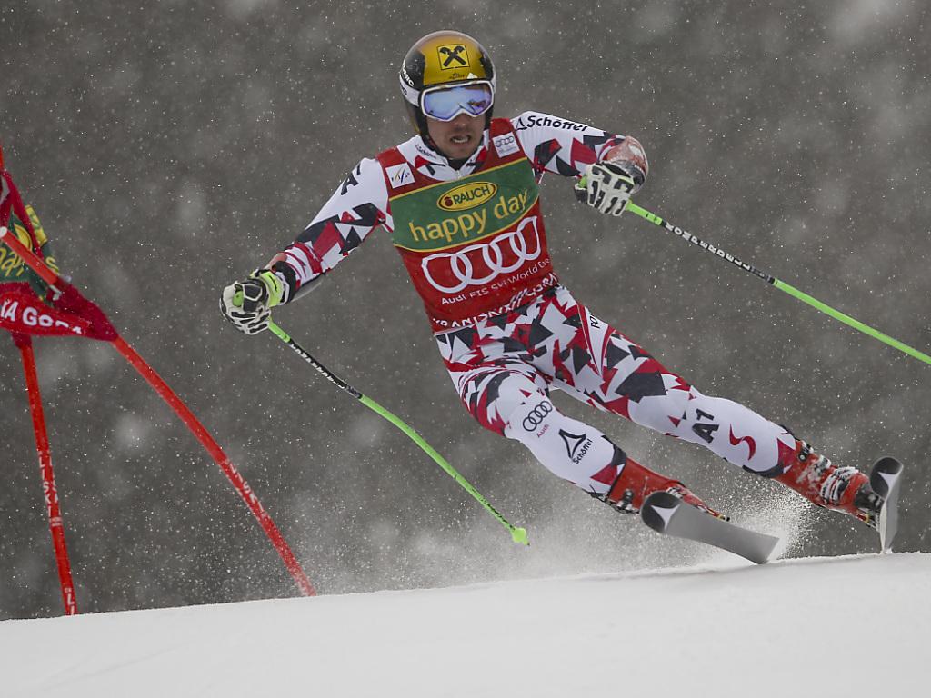 Marcel Hirscher zum fünften Mal in Folge Weltcup-Gesamtsieger