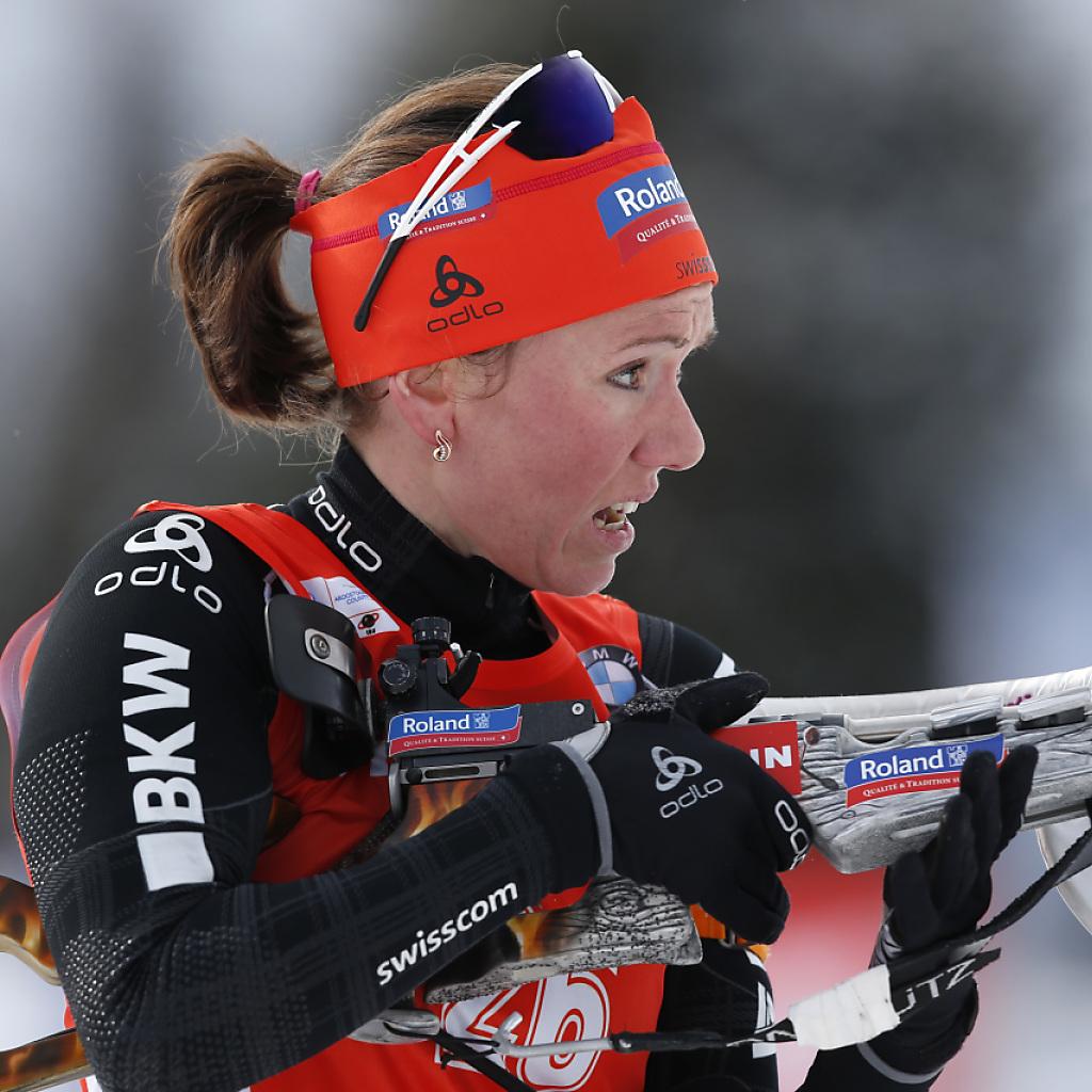 Grosse Enttäuschung für Selina Gasparin - Erstes Gold für Norwegen