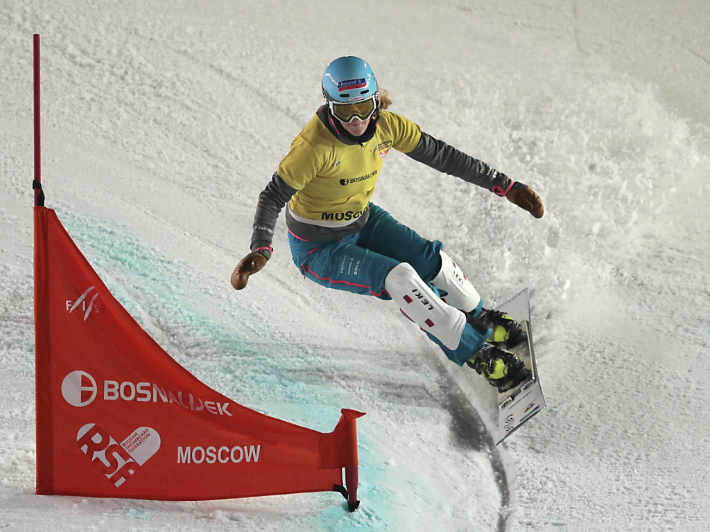 Kummer gewinnt zum dritten Mal den Parallelslalom-Weltcup