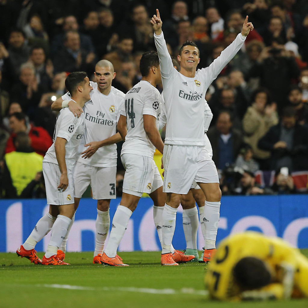 Real Madrid und Wolfsburg gewinnen auch Rückspiel