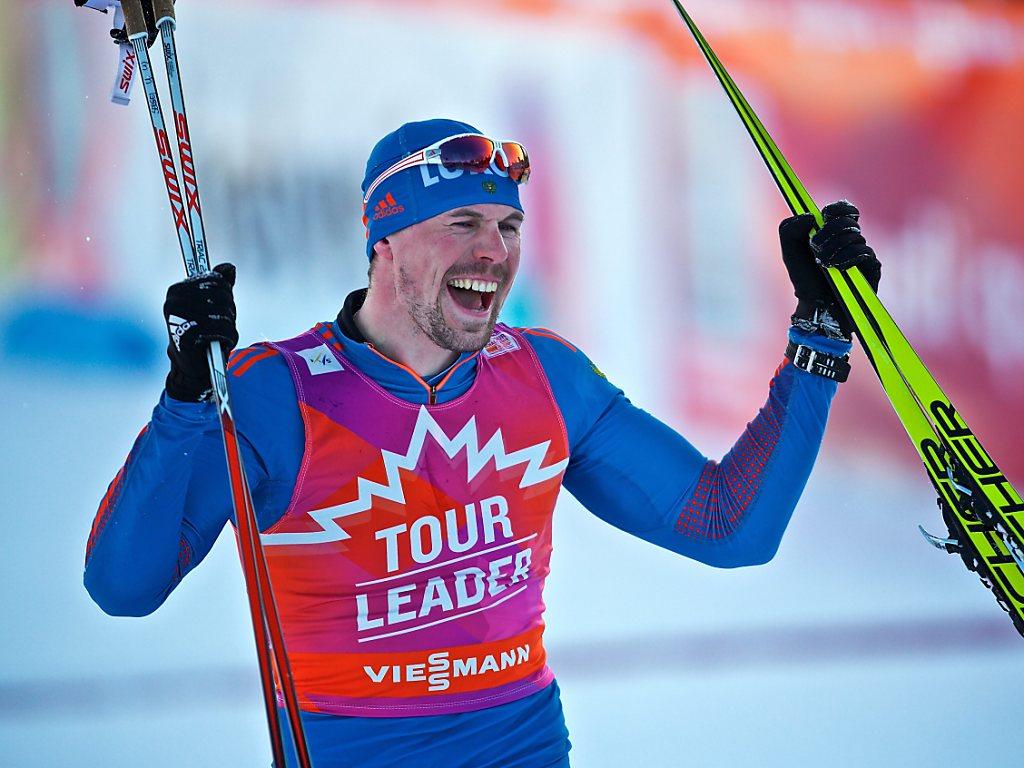 Ustjugow und Weng bleiben Leader der Ski Tour Canada
