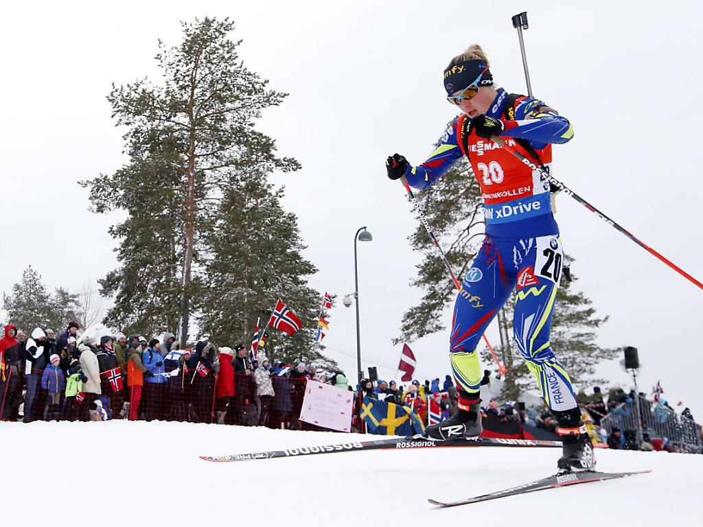 Doppelsieg der Französinnen beim 17. Rang von Selina Gasparin