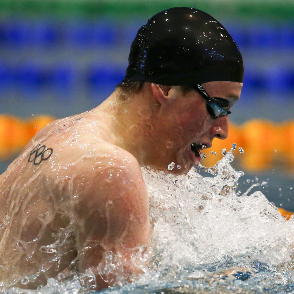 Käser hat Olympia-Ticket auf sicher, Villars mit Schweizer Rekord
