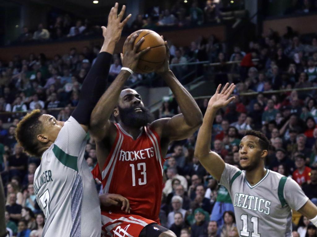 Rockets siegen bei den heimstarken Boston Celtics