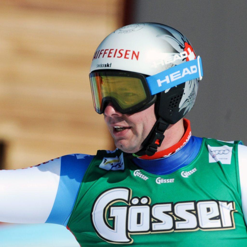 Beat Feuz in Kvitfjell nur knapp an Top 3 vorbei - Sieg von Paris