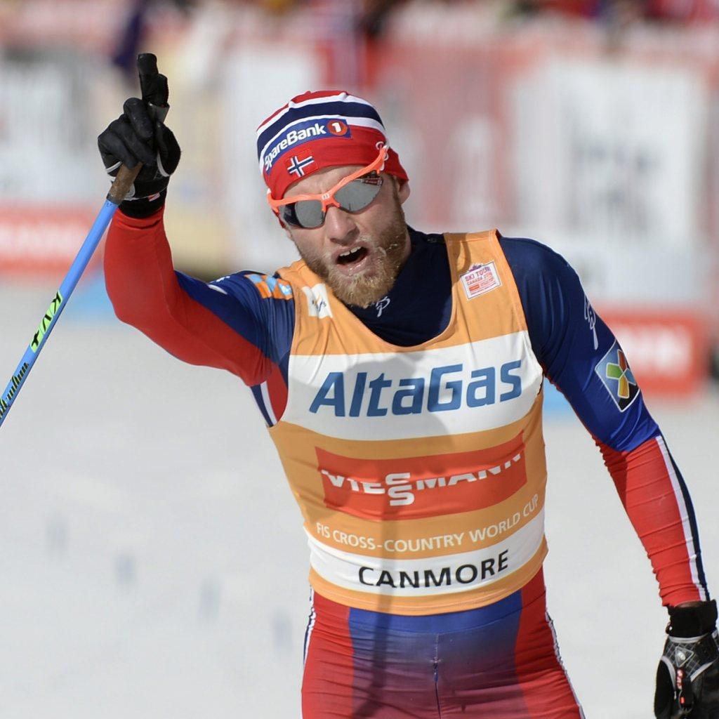 Sundby gewinnt die Ski Tour Canada