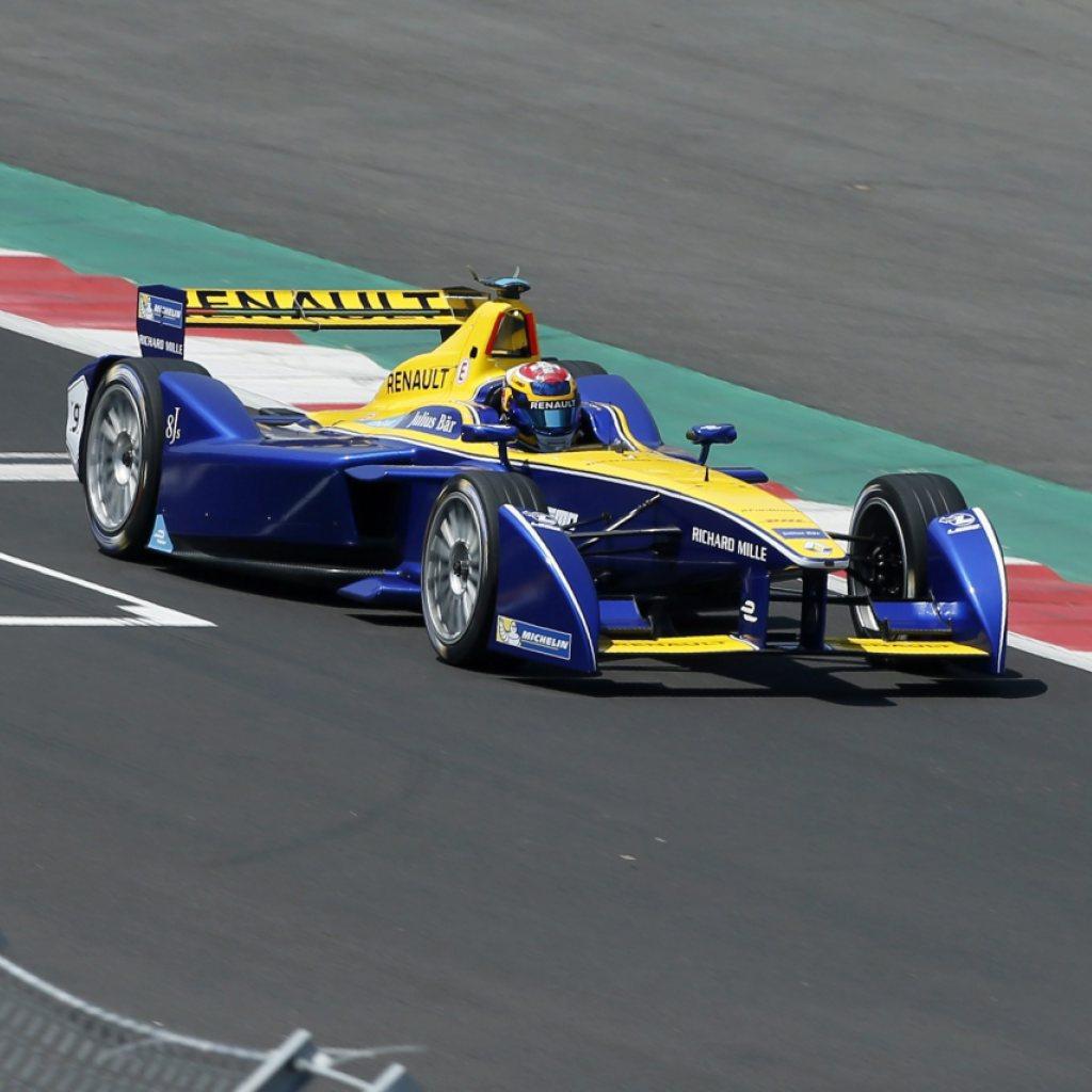 Buemi beendet Formel-E-Rennen in Mexiko auf Platz 2