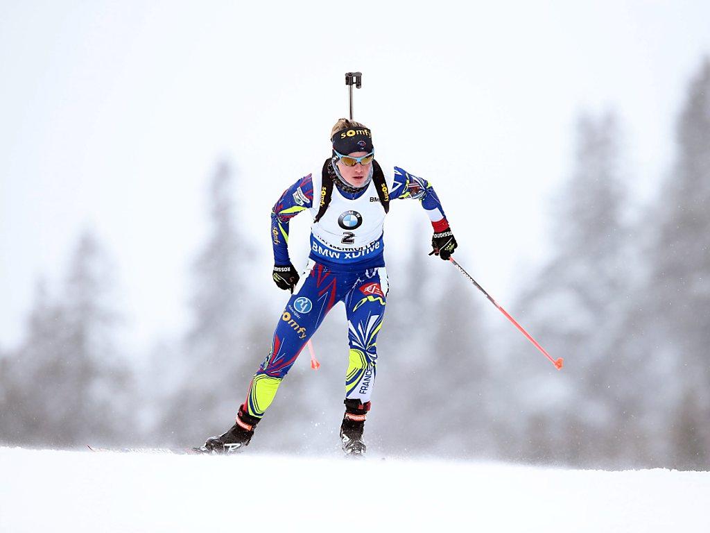 Letzte Goldmedaillen in Oslo an Bö und Dorin-Habert