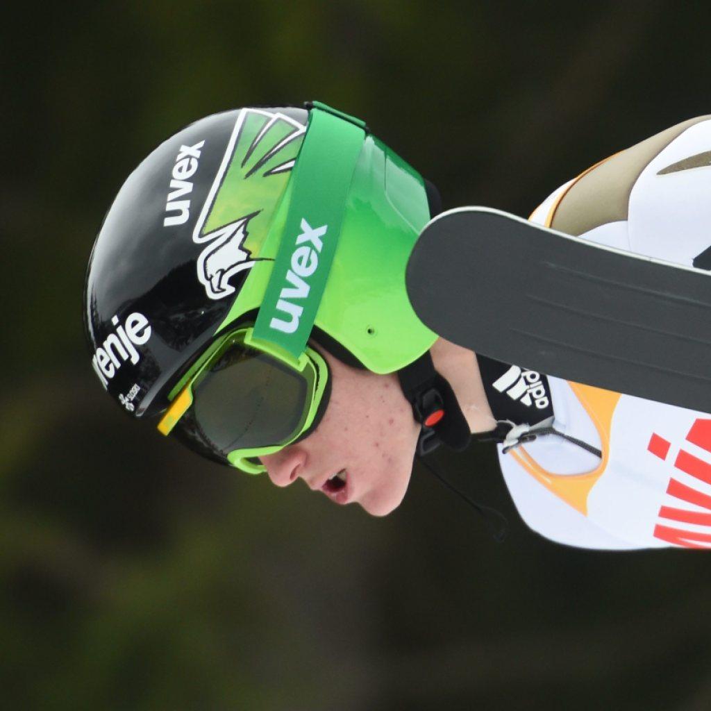 Peter Prevc mit 14 Saisonsiegen im Weltcup alleiniger Rekordhalter