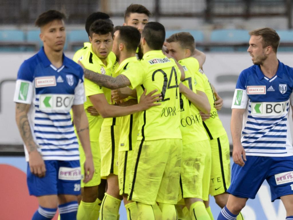 Biel überrascht mit Auswärtssieg gegen Lausanne
