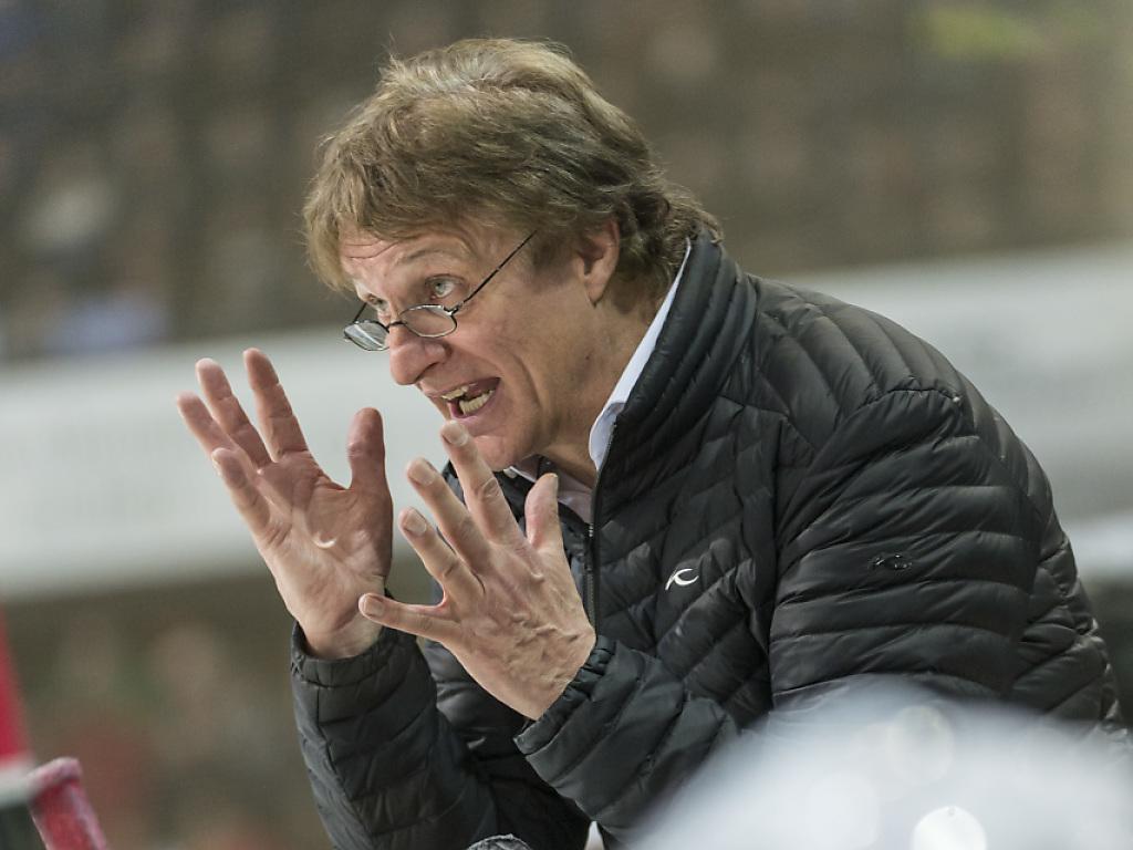 Arno Del Curto will das Lamento eindämmen