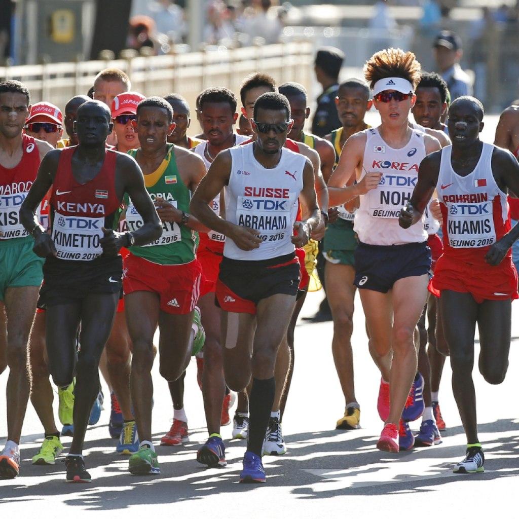 Tadesse Abraham läuft sensationell Schweizer Rekord im Marathon
