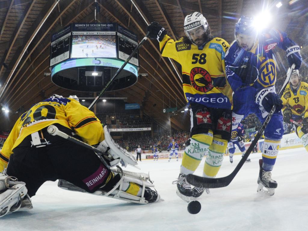 Bern verliert erstmals - Lugano erneut mit Auswärtssieg