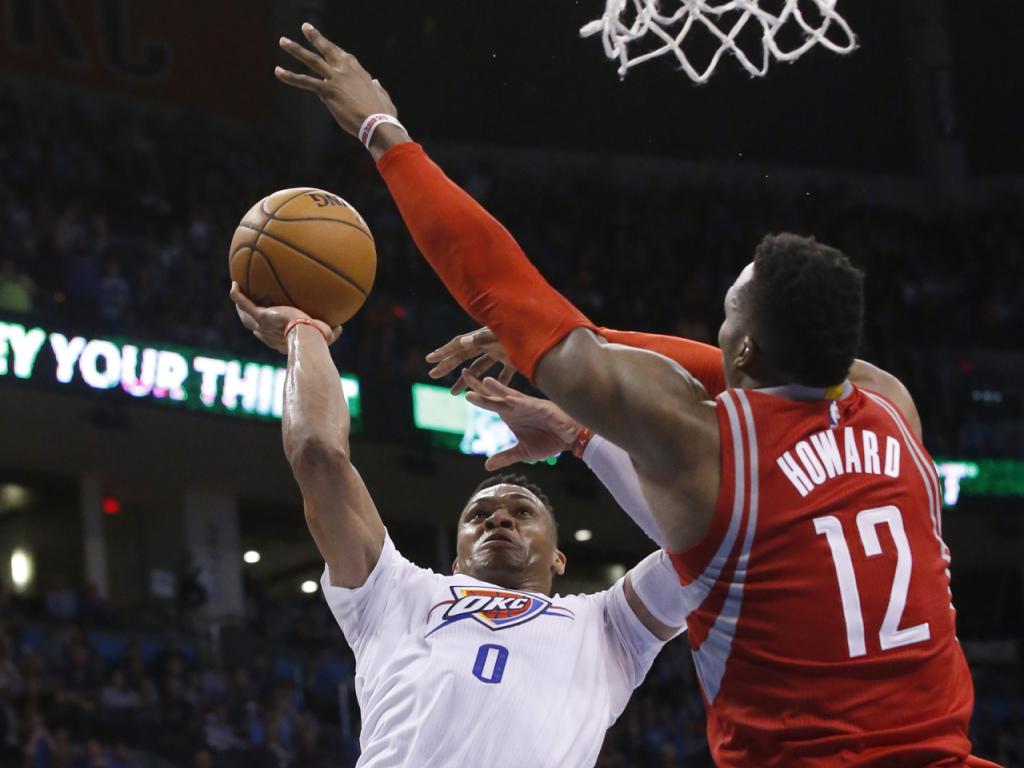 Russell Westbrook führt Oklahoma zum Heimsieg gegen die Thunder