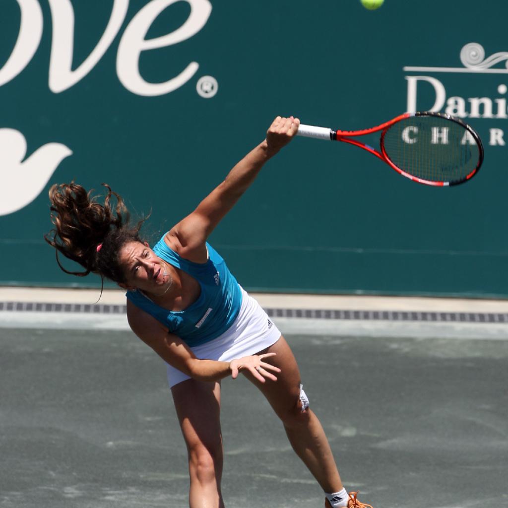 Comeback von Patty Schnyder auf der WTA Tour