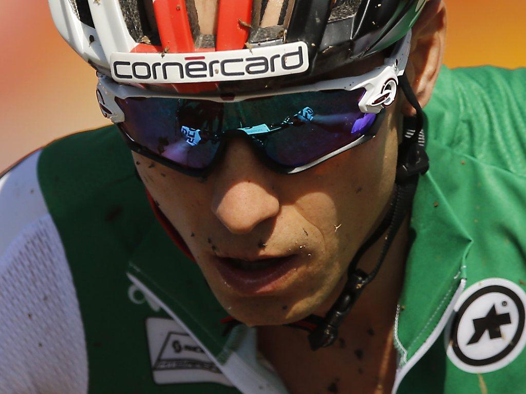 Nino Schurter startet mit Sieg in die Olympiasaison