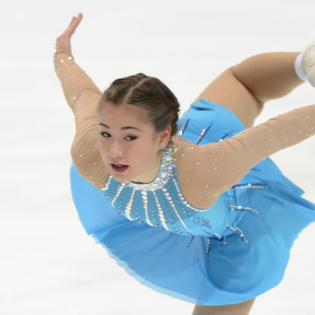 Eiskunstläuferin Yamada verpasst WM-Kür klar