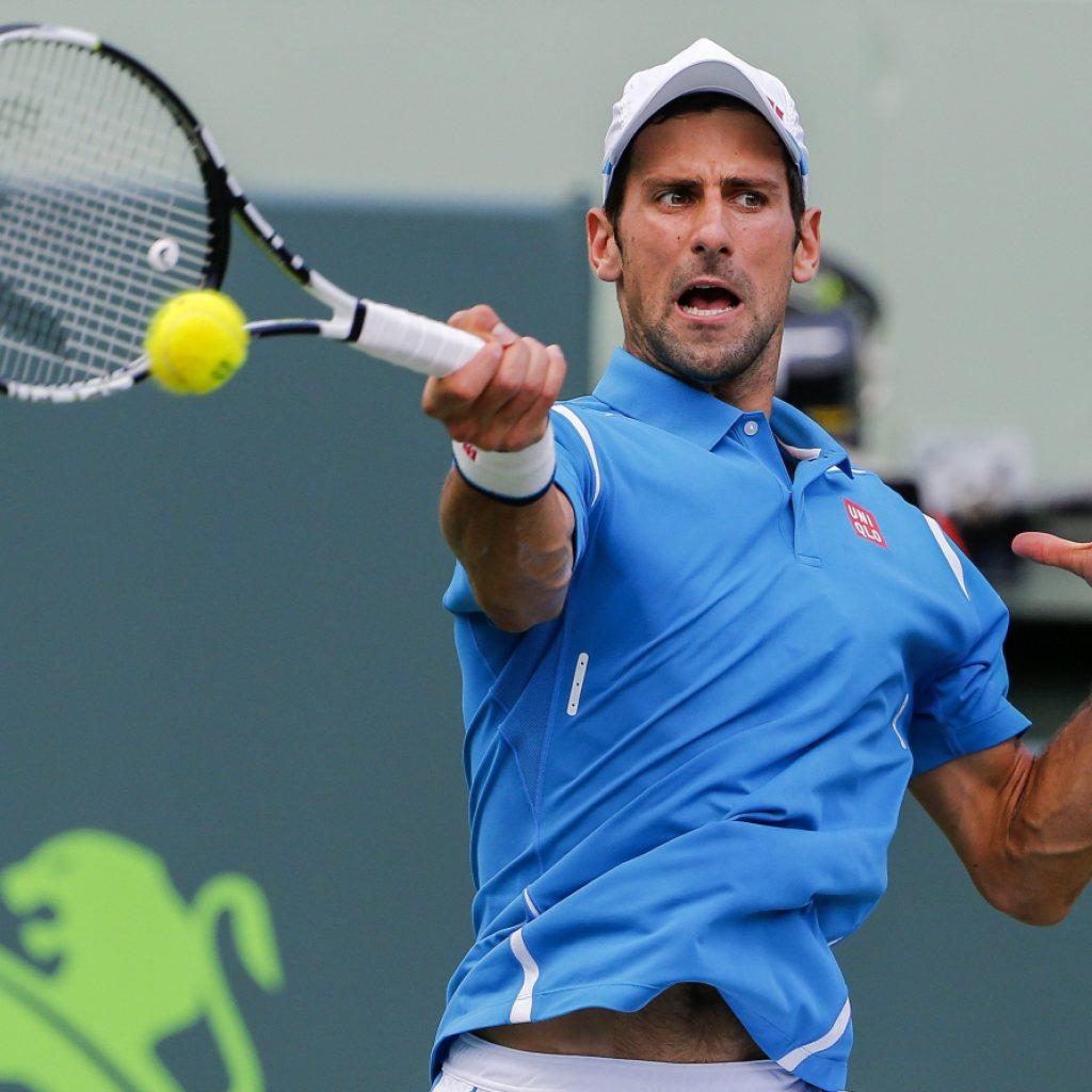 Djokovic auch in Miami nicht zu stoppen