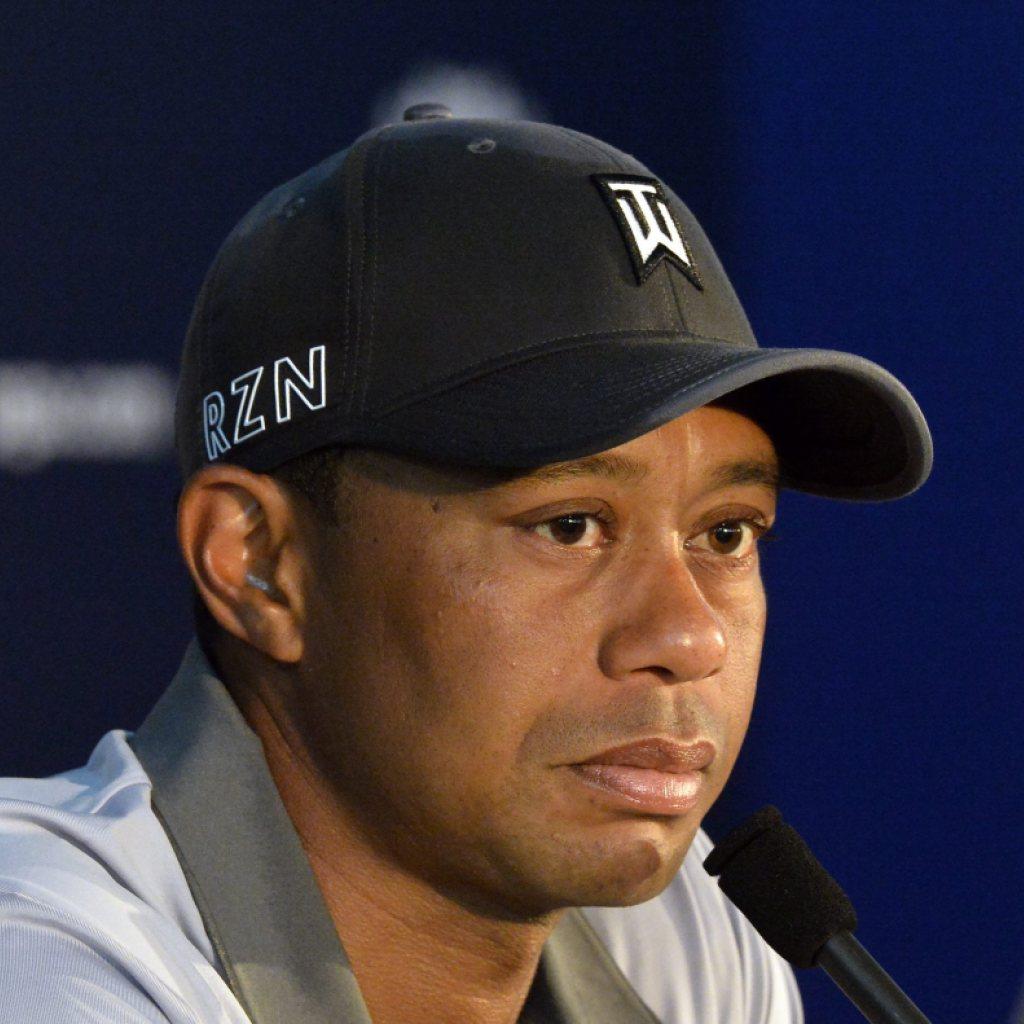 Tiger Woods für US Masters nicht bereit