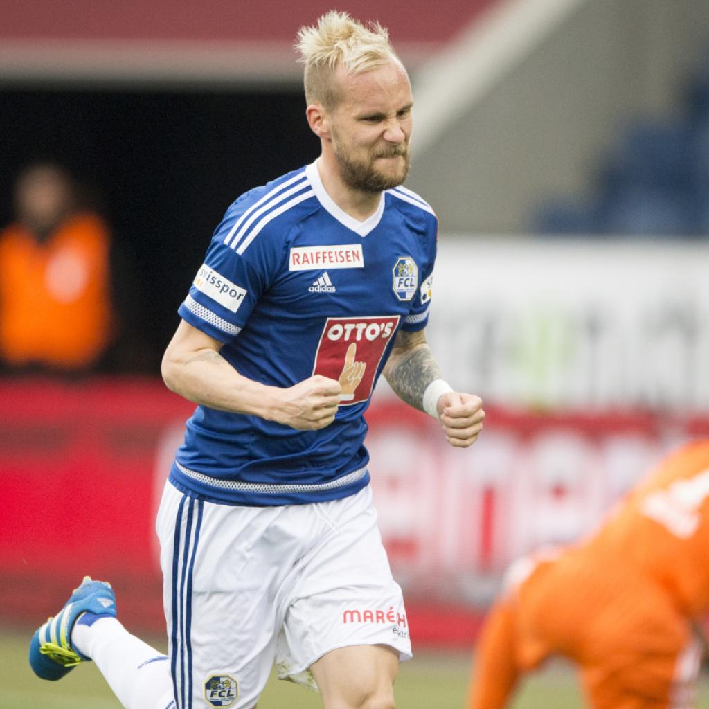 Luzerner Kantersieg mit zwei Penaltys von Neumayr